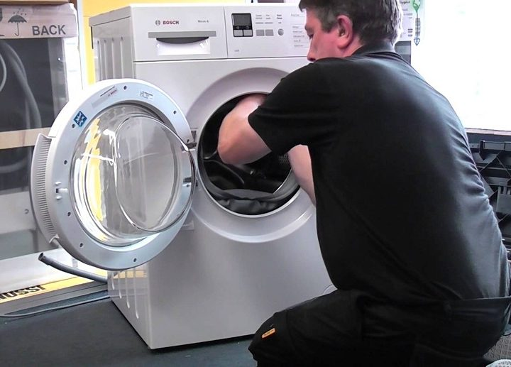 Hire services of expert repairers for washers