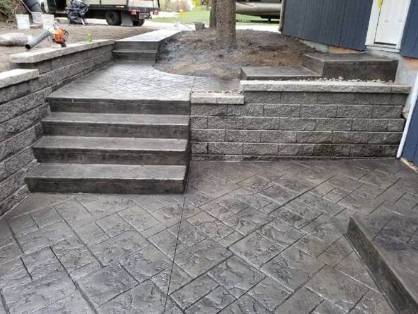 The importance of choosing the right concrete company for your patio