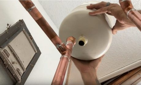 How To Replace A Defective Expansion Tank?