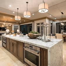 Get aesthetically pleasing kitchen with impressive countertop