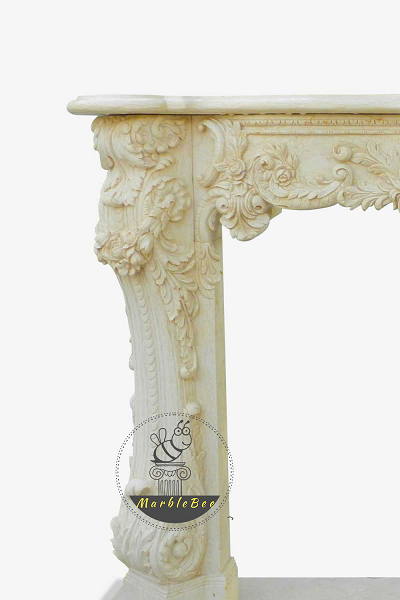 How Should You Clean Your Marble Fireplace?