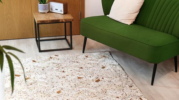 Cowhide Rugs Are Here To Stay
